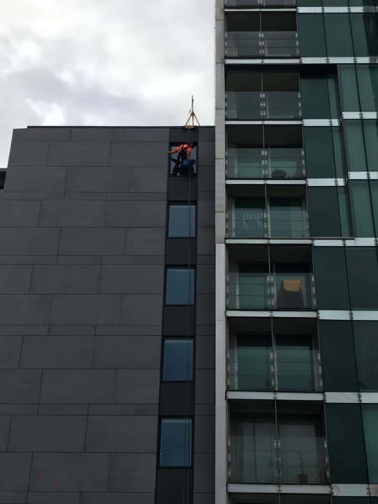 Abseil Window Cleaning Sheffield